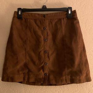 Hollister High Waisted Skirt